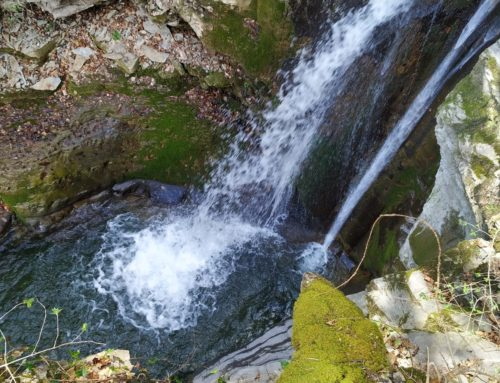 Il Canyon del Rio Monio